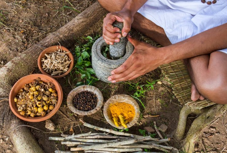 complements alimentaires ayurveda